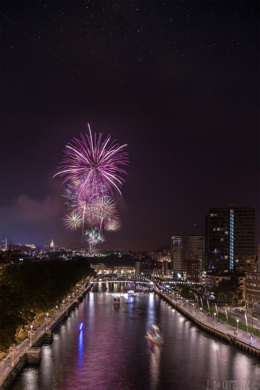 2016 - Fuegos Artificiales Bilbao - EDITADA 3 tx
