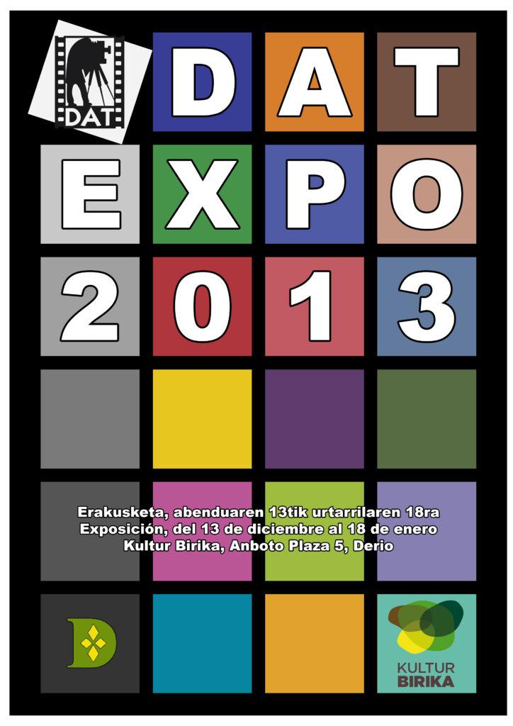 dat expo 2013 cartel